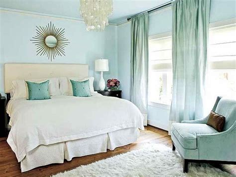 cool aqua color paint bedroom
