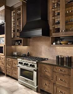 32, Stunning, Rustic, Kitchen, Cabinets, Ideas