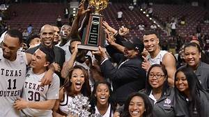 Texas Southern University basketball men are champs again ...