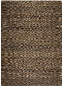 tapis matiere naturelle look 607 chocolat With tapis matiere naturelle
