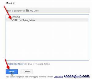 how to add files in google drive on web techtiplibcom With google drive to upload documents
