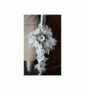 Bouquet De La Mariée : bouquet de mariage ange avec des roses arums perles et ~ Melissatoandfro.com Idées de Décoration