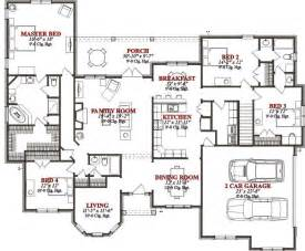 4 bedroom cabin plans 4 bedroom house plans page 299
