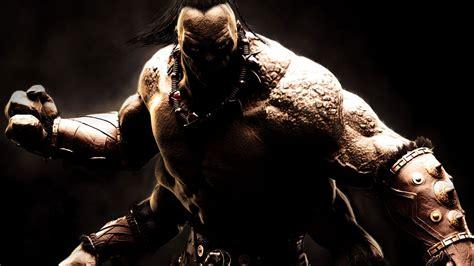 Mortal Kombat X 13 Minutes Of Goro Gameplay Youtube