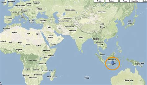 Carte Du Monde Voir Bali bali carte monde voyages cartes