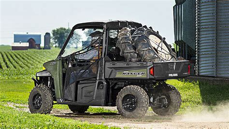 2013 Polaris Ranger Xp 900, Zero-compromise Sxs