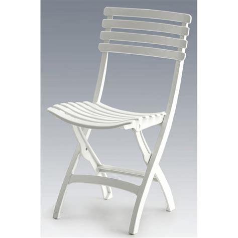 chaise pliante blanche pas cher idées de décoration
