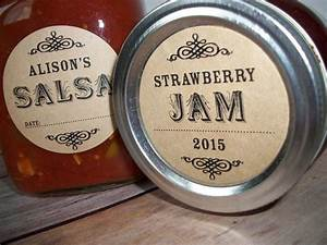 1000 images about my canning jar labels on pinterest With custom jam labels