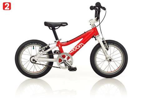 fahrrad 3 jahre woom 2 fahrrad 14 quot 3 5 jahre 95 110 cm 6 55kg stuff woom bike bike und bike