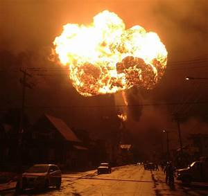 Lac-Mégantic's Disaster is the Poster Child for Fossil ...