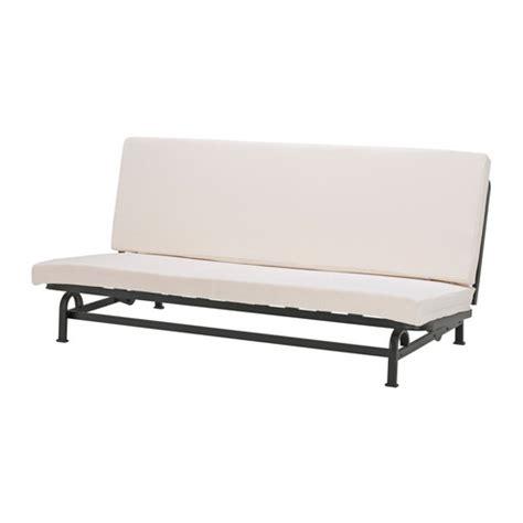 canape futon convertible 2 places exarby sofá cama 3 plazas ikea