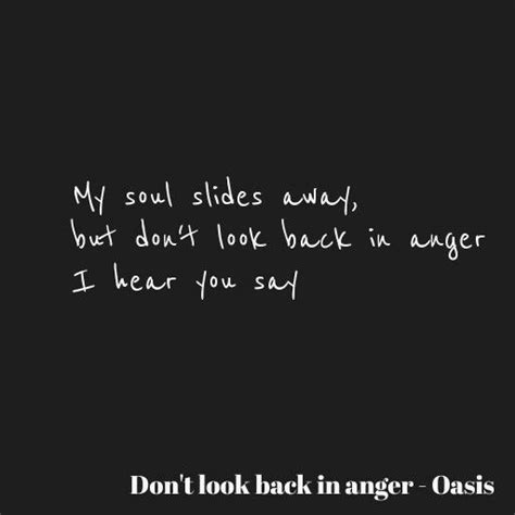 Look Back In Anger Quotes