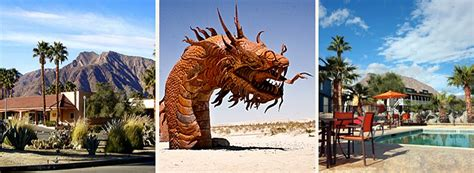 Borrego Springs Chamber and Visitor Center | 800-559-5524