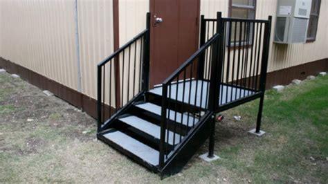 Steps For Mobile Homes (12 Photos)