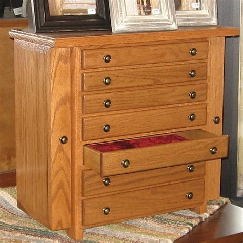 dresser with jewelry drawer jewelry chest with 7 drawers and 2 side opening doors