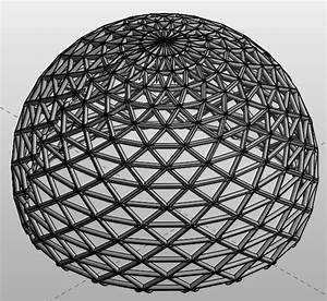 Is A Geodesic Dome Feasible Autodesk Community