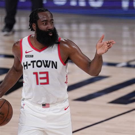 James Harden Trade Rumors: Rockets Star 'Trying to Force ...