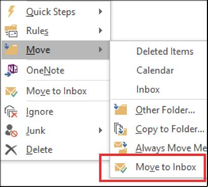 Office 365 Mail Going To Clutter by Office 365 Account Library And Information Services