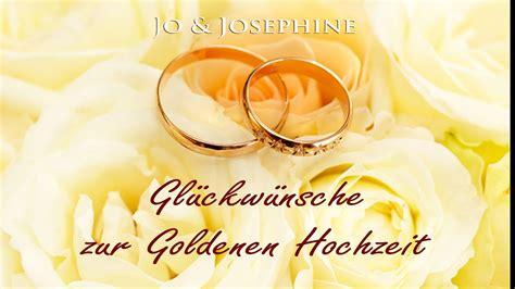 glueckwuensche zur goldenen hochzeit lied zur goldenen
