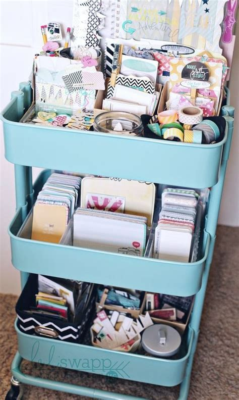 Kitchen Craft Vs Ikea by Monday With Megan Trends In Organizing The Raskog Cart