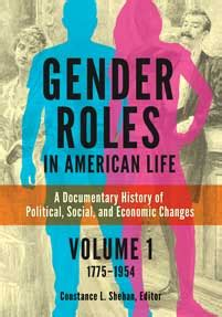 gender roles  american life  documentary history