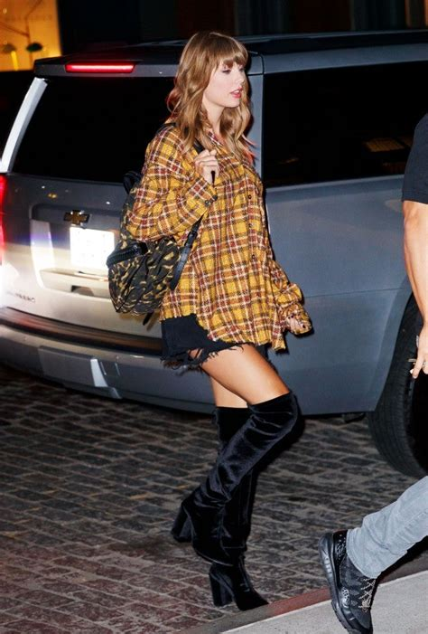 taylor swift  stop wearing boots   making  excited  fall shop  style