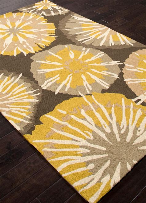 gray and yellow area rug yellow and grey rug best decor things