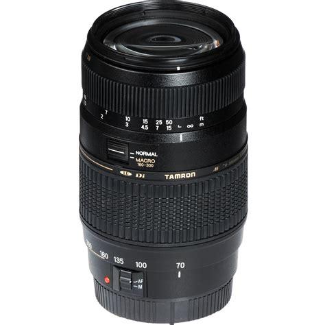 70c in f tamron 70 300mm f 4 5 6 di ld macro lens for canon eos
