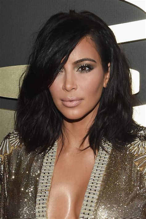 Kim Kardashian's Hair Stylist Tells Us About That New ...