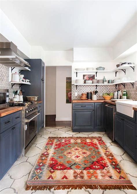 bohemian kitchen design ideas decoholic