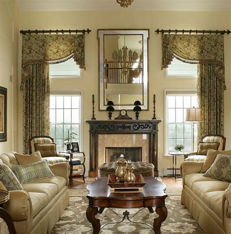 curtain ideas for living room 2 windows pin by barb pacy on windows treatment ideas