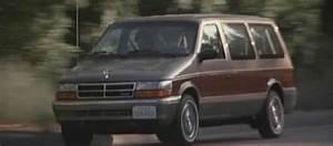 1991 Dodge Caravan Owners Manual