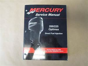 Sell 2003 Mercury 200  225 Optimax Direct Fuel Injection