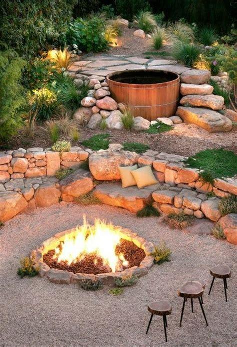 Feuerstellen Im Garten Anlegenfeuerstelle Im Garten