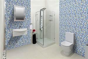 Wandverkleidung Kunststoff Innen : 1 pvc dekorplatte mosaic wandverkleidung platten wand innen 95x48cm atlantis dekore aus pvc ~ Sanjose-hotels-ca.com Haus und Dekorationen