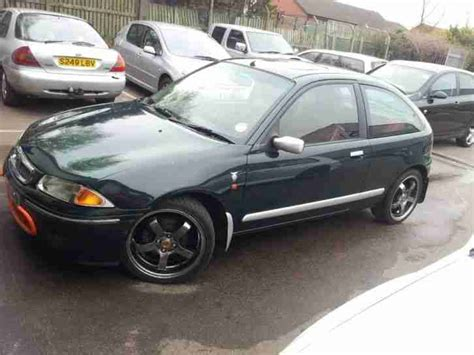 rover  brm mg zr zt  rare limited edition bargain