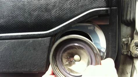 mercedes stock speaker upgrade  factory bose speakers