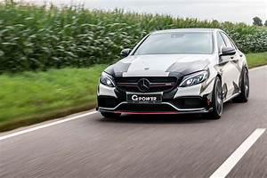 Mercedes 63 Amg : g power refines a mercedes amg c 63 ~ Melissatoandfro.com Idées de Décoration