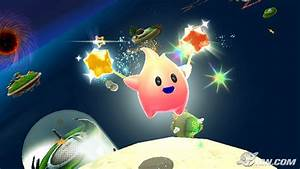 Super Mario Galaxy Star Bits (page 2) - Pics about space