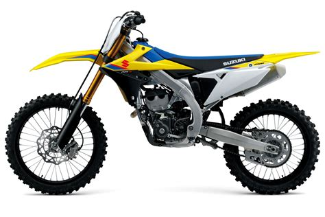 2019 Suzuki 250f by Late Delivery For Restyled 2019 Suzuki 250f Motohead