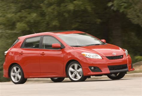 2009 Toyota Matrix Review by 2009 Toyota Matrix Review And Rating Motor Trend