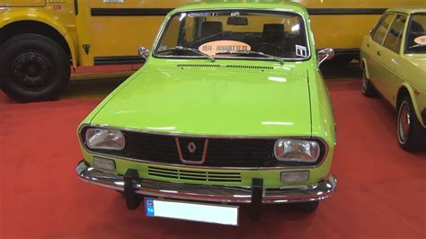 Ts Interiors by Renault 12 Ts 1974 Exterior And Interior In 3d