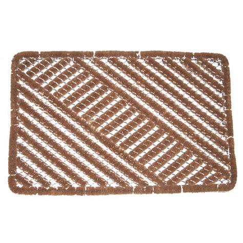 Wire Doormat by Coir Wire Door Mat Temple Webster