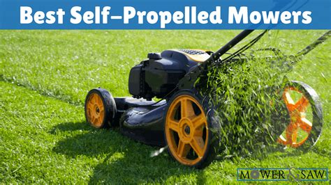 What Is The Bestrated Selfpropelled Lawn Mower? Product