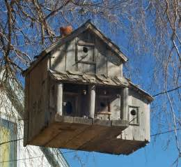 Hillbilly Bird House