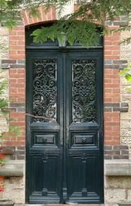 portes anciennes double vantaux avec tierce et imposte With porte d entrée double vantaux