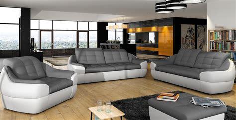 Sofagarnitur Sofa Couch 3+2+1 Garnitur Mit Relax-funktion