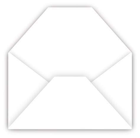 white mail icon vector png envelope free stock photo illustration of an open