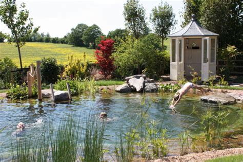 Beautiful Natural Swimming Pools And Ponds By Gartenart