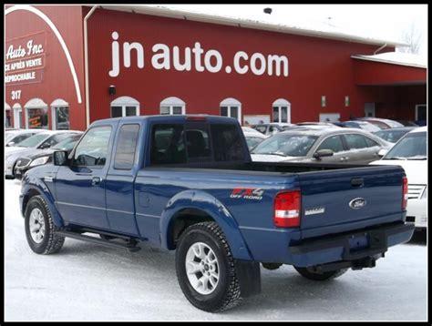 ford ranger a vendre v 233 hicule usag 233 ford ranger fx4 224 vendre en estrie jn auto
